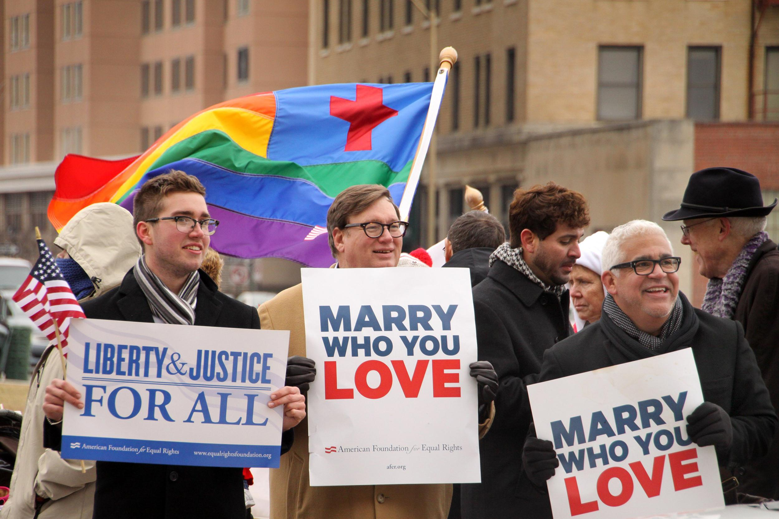 the legalities of same sex marriages In a landmark opinion, a divided supreme court on friday ruled that same-sex couples can marry nationwide, establishing a new civil right and handing gay.