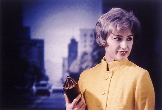 Cindy Sherman Film Still