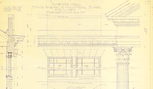 Monroe Hall, June 1910