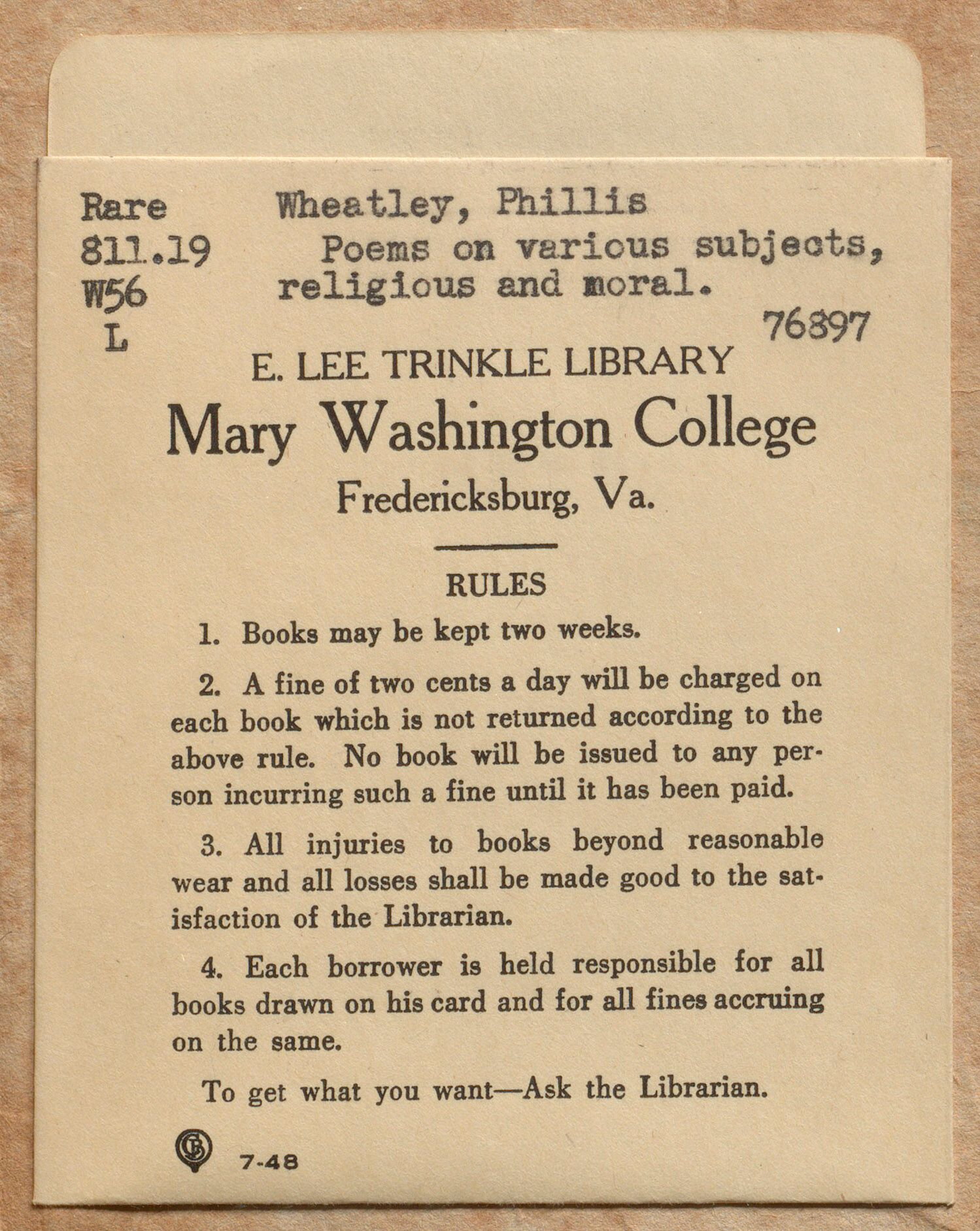phyllis wheatley and thesis Phillis wheatley thesis - disenyo ng pananaliksik sa thesis: phyllis wheatley - phillis wheatley was one of the most renowned poets of the eighteenth century and her.