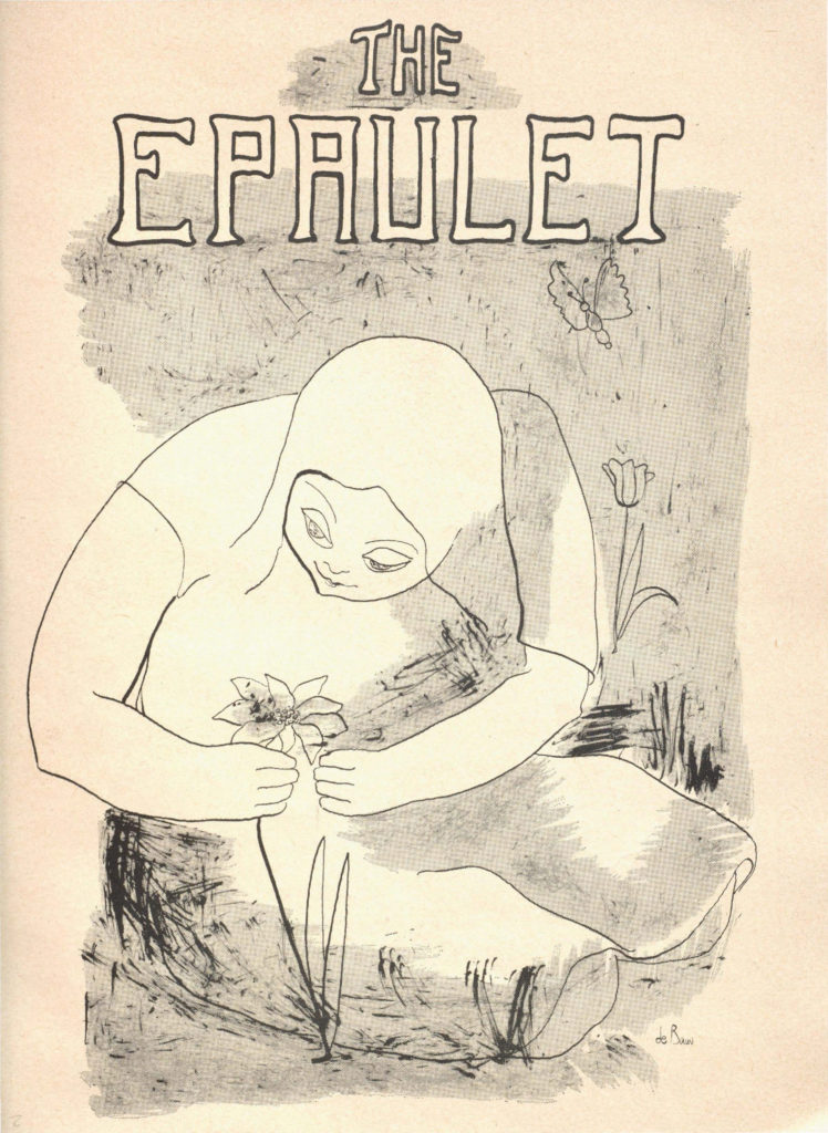 Spring 1954 Cover