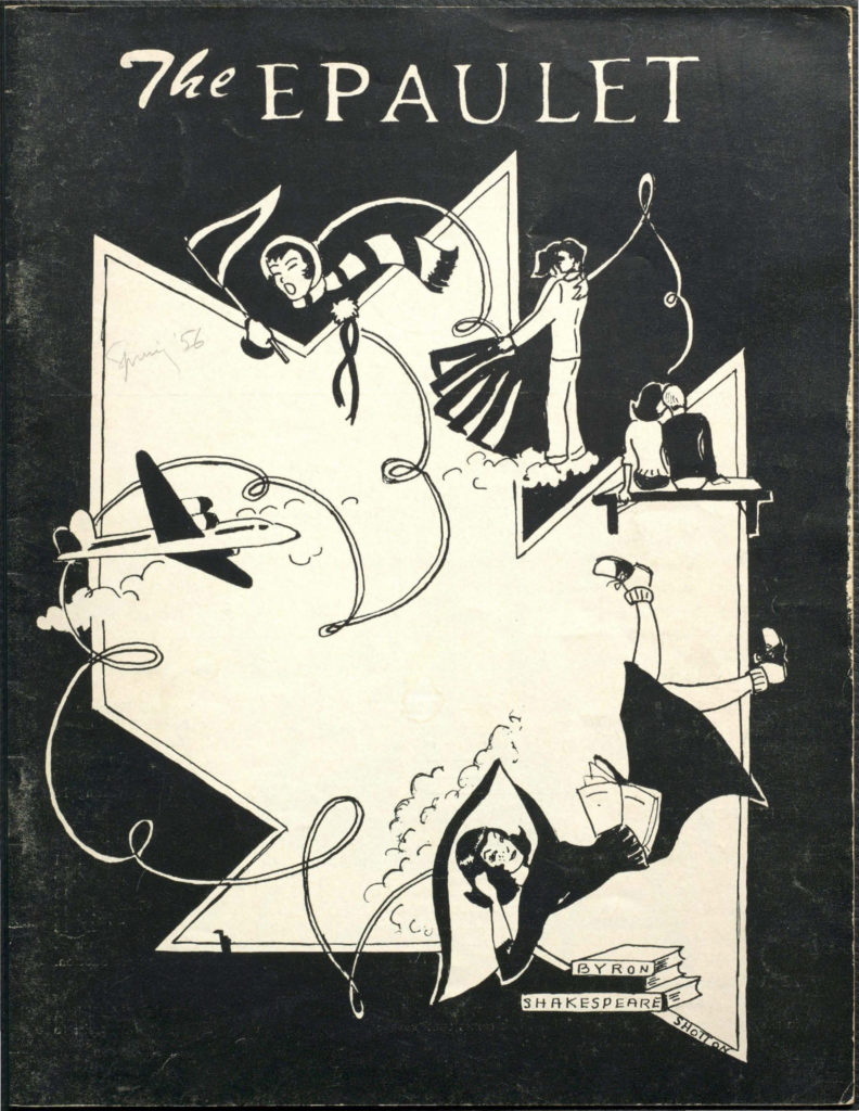 Spring 1956 Cover