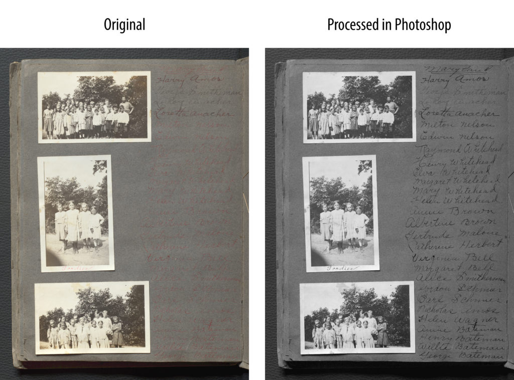 Image depicting Photoshop techniques.