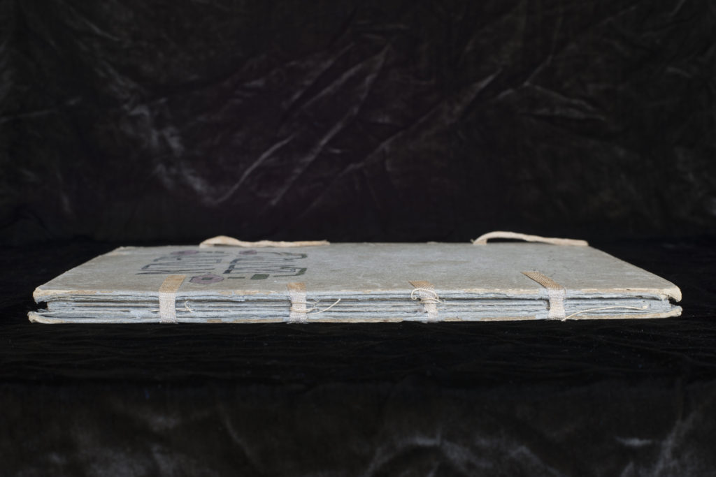 Image of the Kodak Book binding.